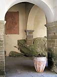 Inside La Verna Monastery